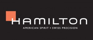 Hamilton white Font