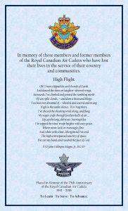 ACL 75th Anniv Memorial Plaque